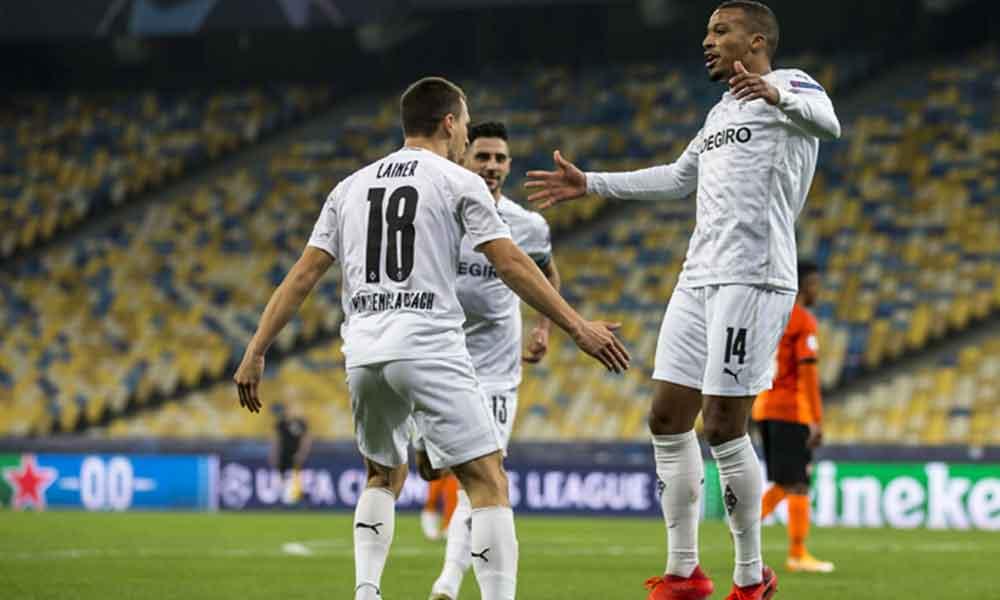 Mönchengladbach'dan, Shakhtar Donetsk'e tarihi fark!