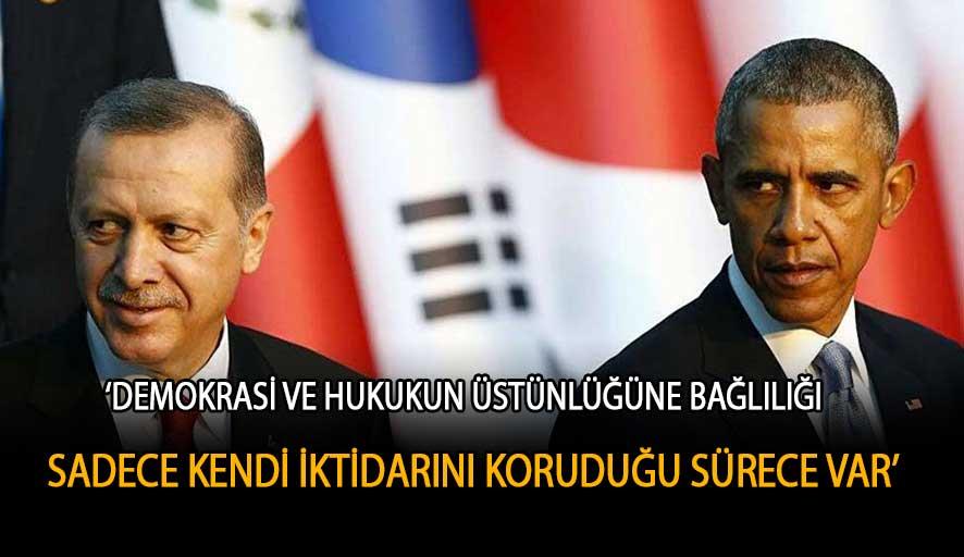 Obama kitabında Erdoğan'dan bu sözlerle bahsetti: 'Ricalarıma yanıt veren biri'