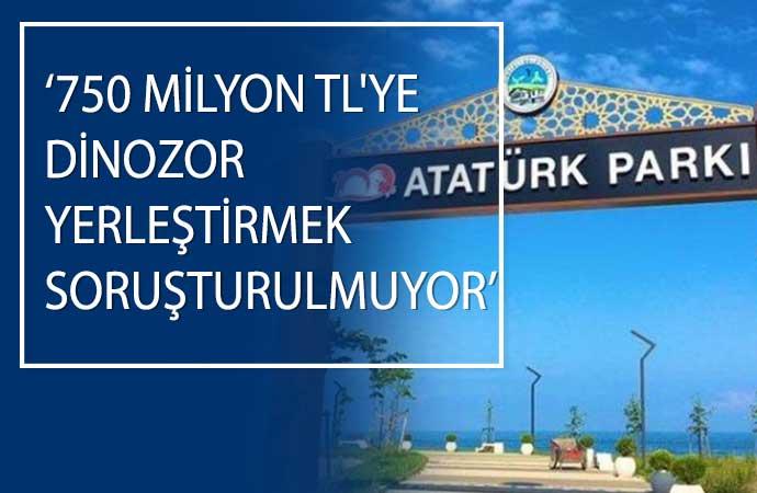 Atatürk'ün adını parka veren belediyeye soruşturma açılmıştı! CHP'li Başkan'dan açıklama geldi
