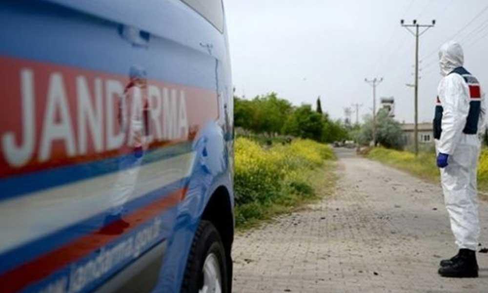 Balıkesir'de 2 kırsal mahalle karantinaya alındı