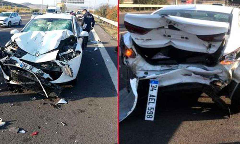 Kaza sonrası özür dilemek için arabadan inen sürücü, başka aracın çarpmasıyla hayatını kaybetti
