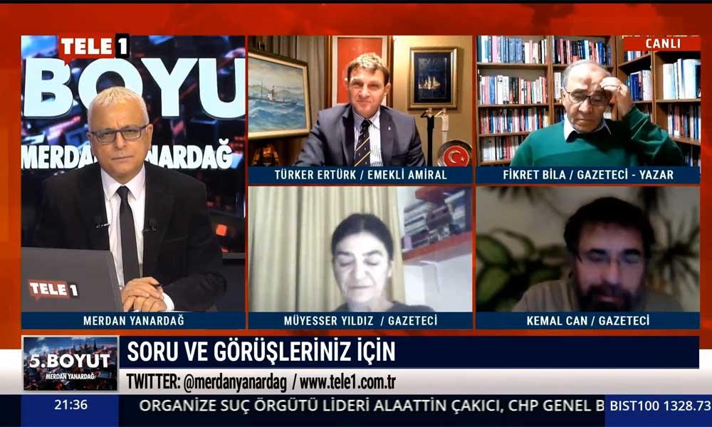 """""""Bu tartışmaları asıl yaratan mesele Alaattin Çakıcı'nın mektupları değil; Bahçeli ve Erdoğan"""""""