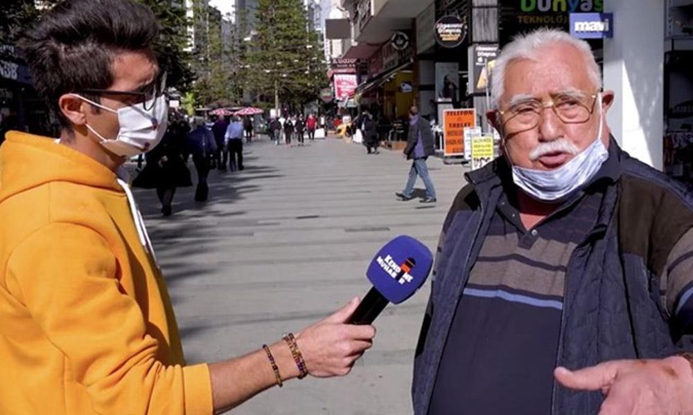 Albayrak'ın istifasını yorumlayan vatandaş ve muhabir ifadeye çağrıldı