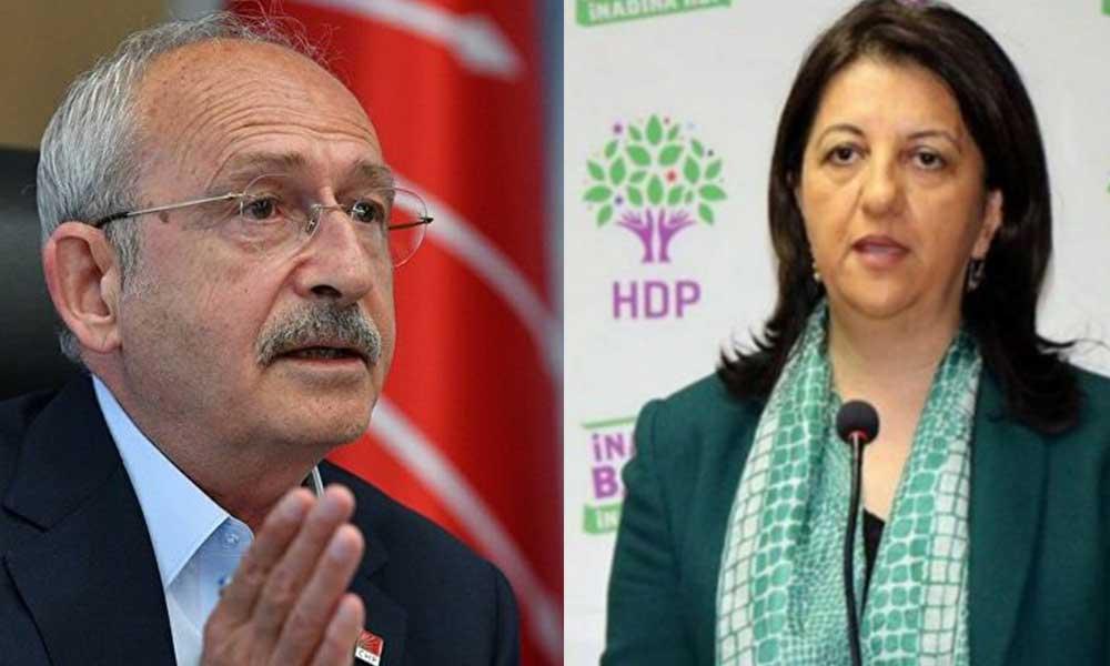 Kılıçdaroğlu ve Buldan'ın da aralarında olduğu 18 milletvekiline fezleke