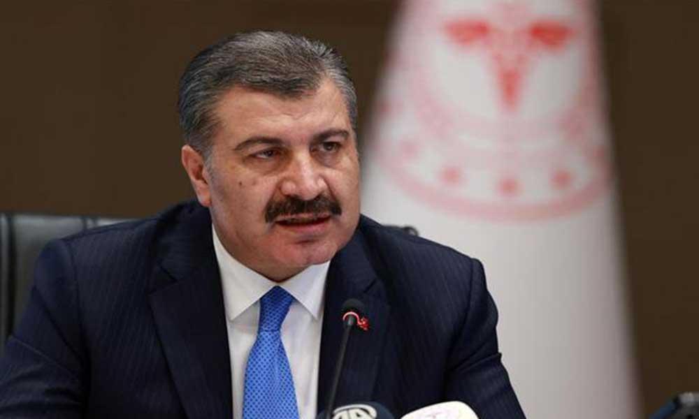 Fahrettin Koca'dan MHP'li vekilin soru önergesine dikkat çeken yanıt