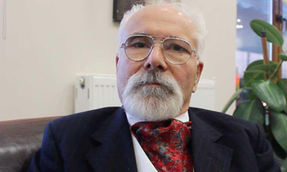 Prof. Dr. Kongar: Aile dostumuzdu, Allah rahmet eylesin!