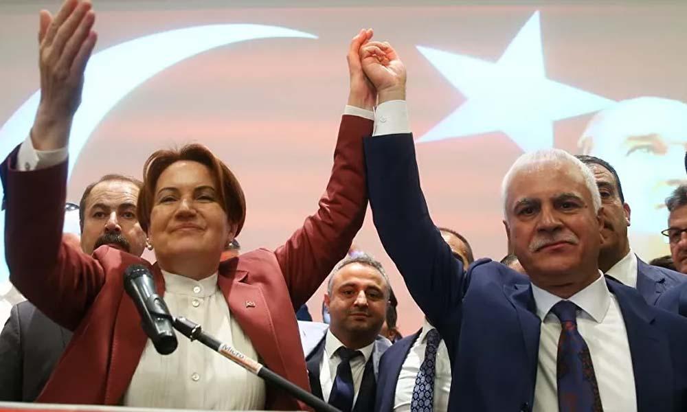 İYİ Partili Koray Aydın son anketi paylaştı: AKP gidiyor