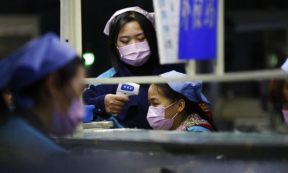 Çin'de semtpom göstermeyen kişide koronavirüs tespit edildi