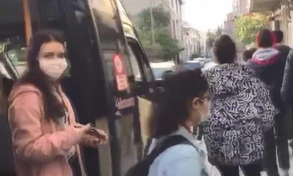 Minibüs şoförüne ceza kesildi, yurttaşlar tepki gösterdi: Metrobüste herkes ağız ağıza gidiyor