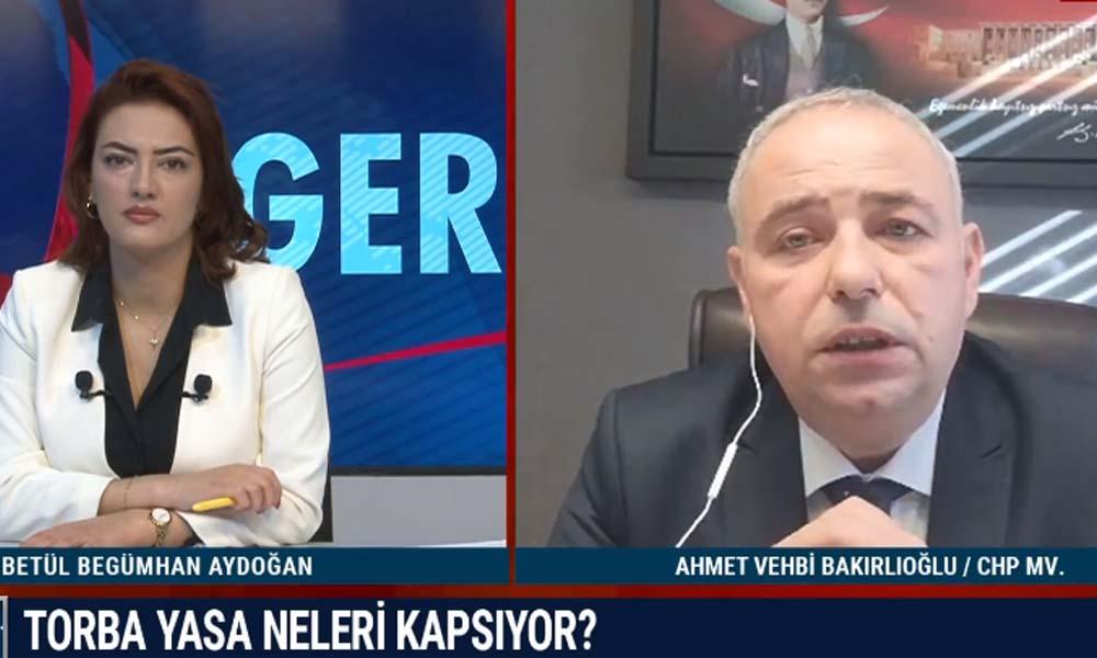 """""""Yandaşa para aktarmak için kanun çıkarıyorlar"""" – KULİS"""