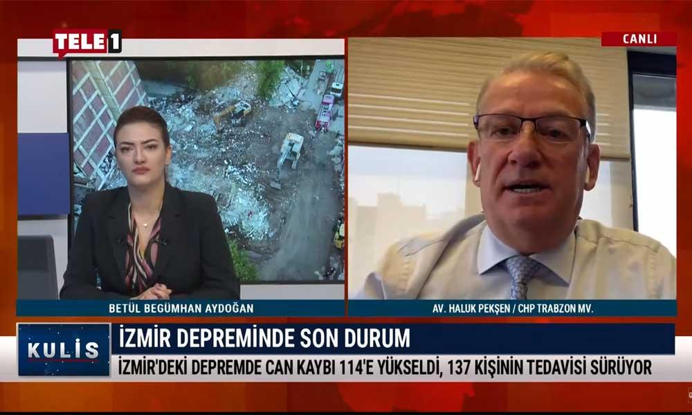 """""""Türkiye'de insanlar canlarıyla bedel ödüyor"""" – KULİS (4 KASIM 2020)"""