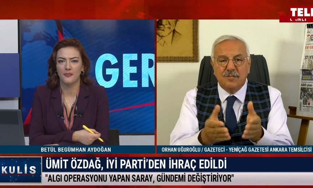 Orhan Uğuroğlu: İnce'yle Özdağ'ın arkasında kim var?