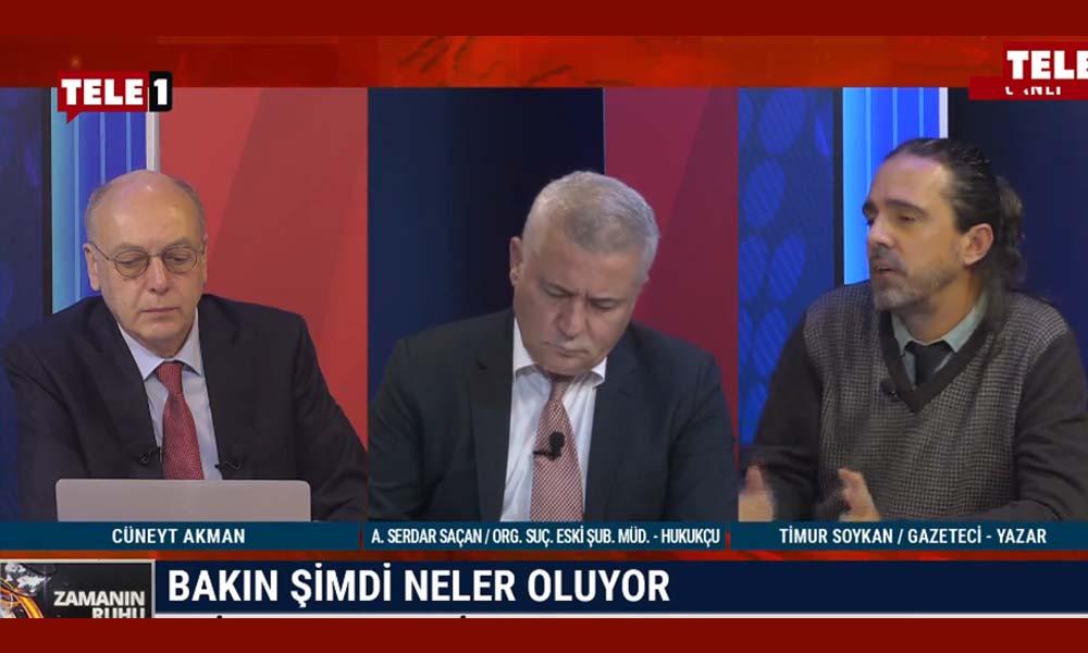 Mafya neden siyasiler için vazgeçilmezdir? Adil Serdar Saçan'ın 'Yeşil' ile karşılaşması
