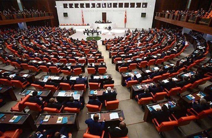 Meclis'e 2'si MHP'li 4 vekil hakkında yeni fezleke sunuldu