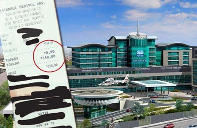 Bakan Koca'nın yalanladığı kendi hastanesindeki test ücretlerinin faturası ortaya çıktı