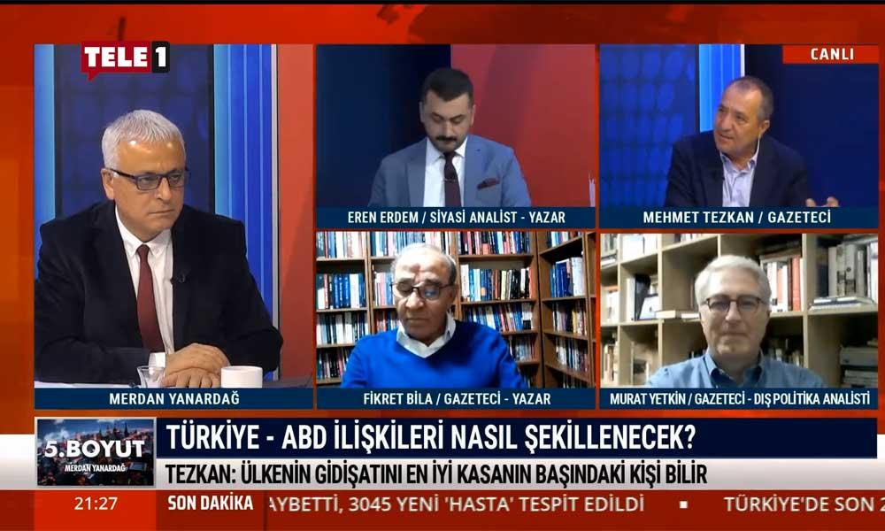 Gazeteci Mehmet Tezkan: Dünyada bunun örneği var mı?