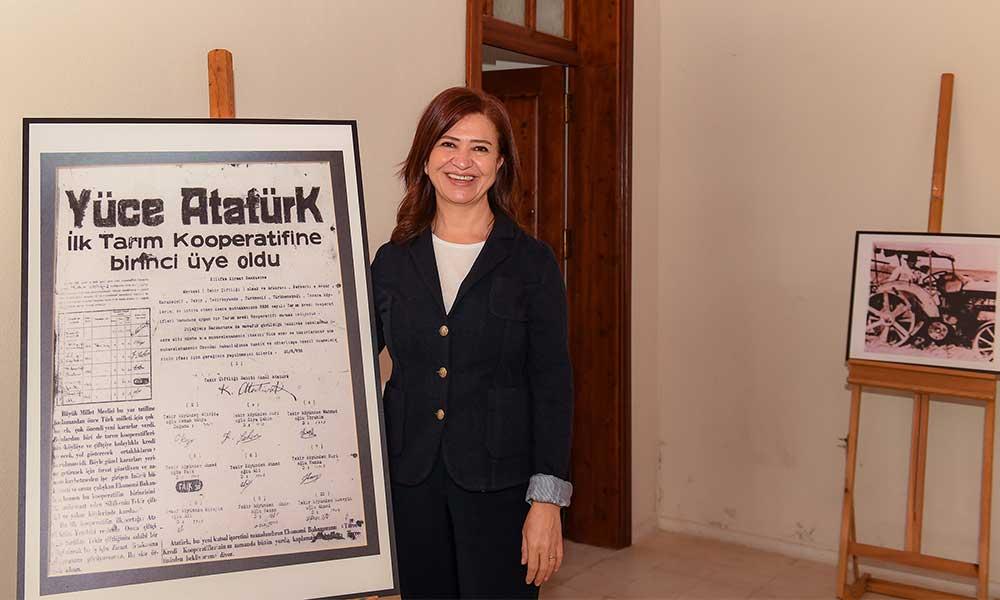 Atatürk'ün mirası Gazi Çiftliği kütüphaneye kavuşuyor