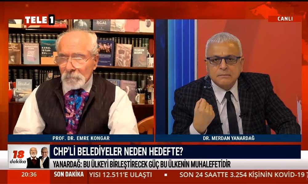 Merdan Yanardağ: İmamoğlu, AKP'nin yolsuzluk dosyalarını daha fazla bekletmemeli