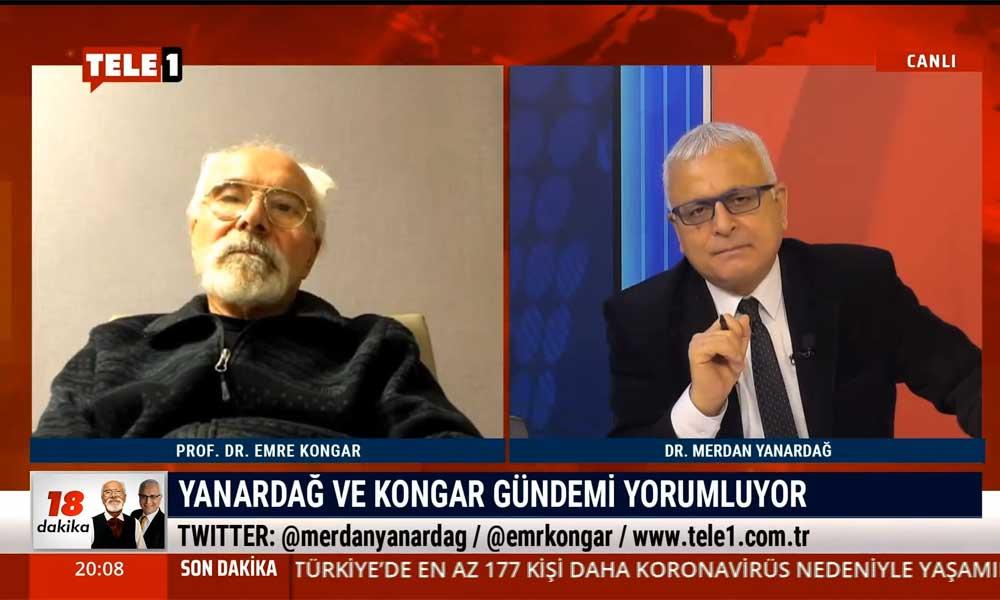 Merdan Yanardağ, Fahrettin Koca'ya sordu: 'Ulusal çıkar'larımız vardı, ne oldu?
