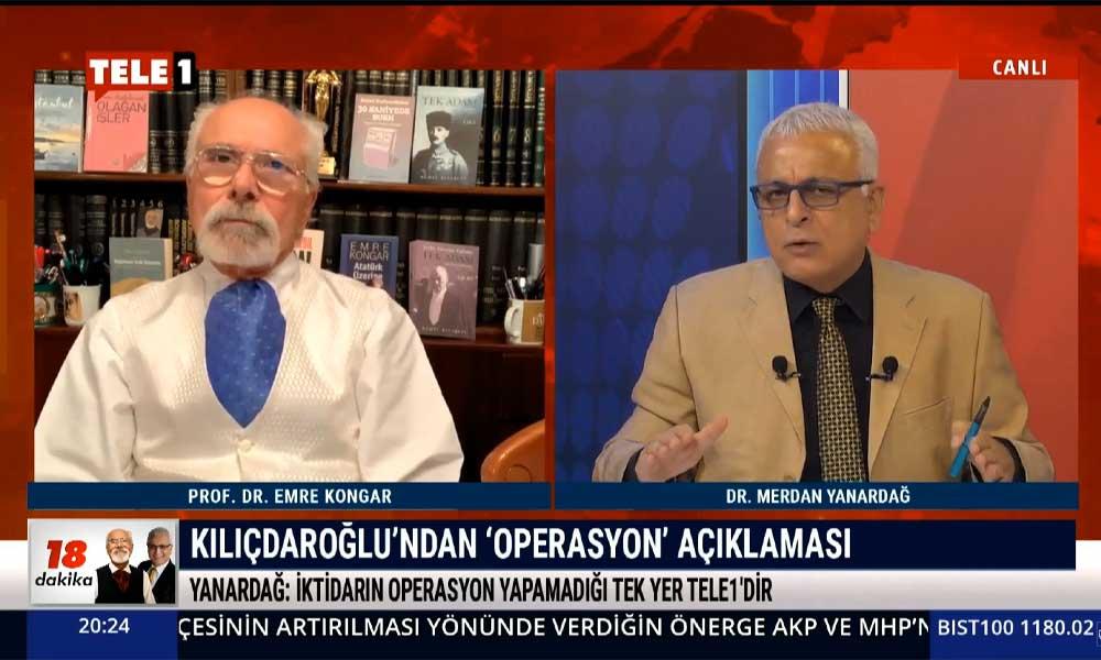 Merdan Yanardağ: CHP'ye karşı yürütecekleri operasyonun başarılı olması mümkün değil