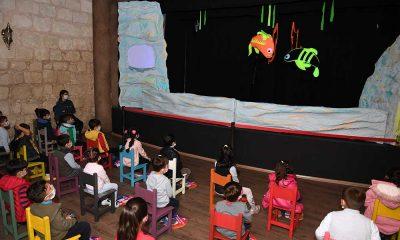 Yeni sezonun ilk çocuk oyunu: Küçük Kara Balık