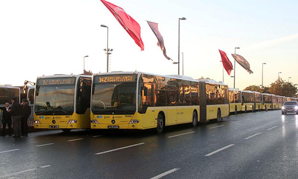 İstanbul'da bazı yollar trafiğe kapandı