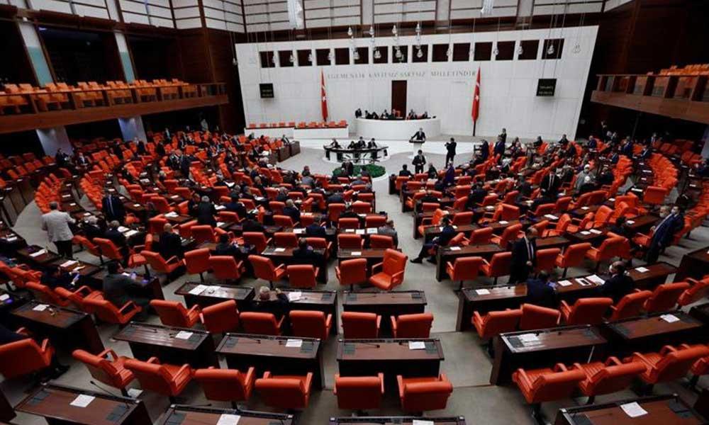 HDP'nin 'krize çözüm bulunması' amacıyla talep ettiği genel görüşme AKP – MHP oylarıyla reddedildi