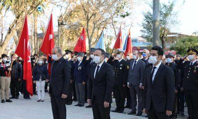 Mudanya, Büyük Önder Atatürk'ü özlemle andı