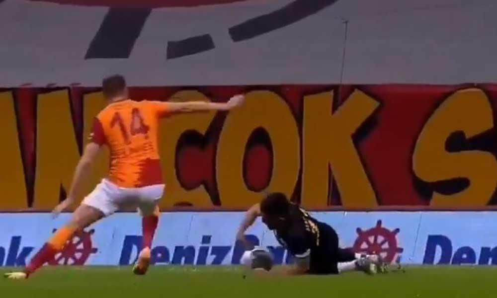 Muğdat'a 'penaltı' tepkisi: Çığ gibi büyüyor!