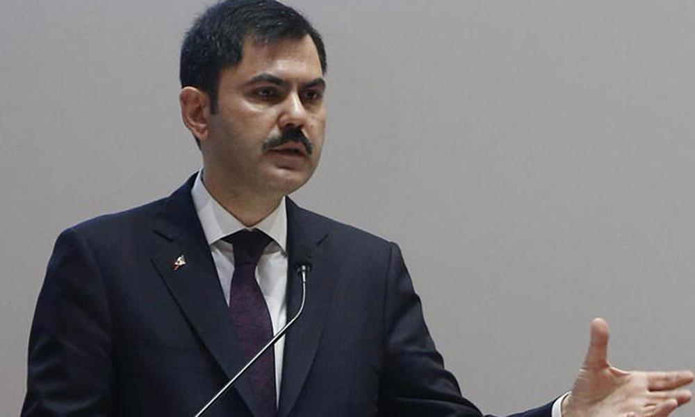 Bakan Kurum: Marmara Denizi'ni en kısa zamanda eski haline getireceğiz