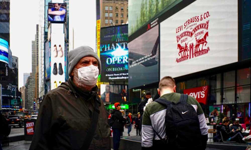 Koronavirüs vakalarının artışa geçtiği New York'ta okullar yeniden kapatılıyor