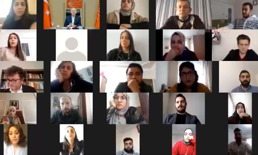 Kılıçdaroğlu ile görüşen öğretmenler dertli: Veterinerlik mezunu sınıf öğretmeni var