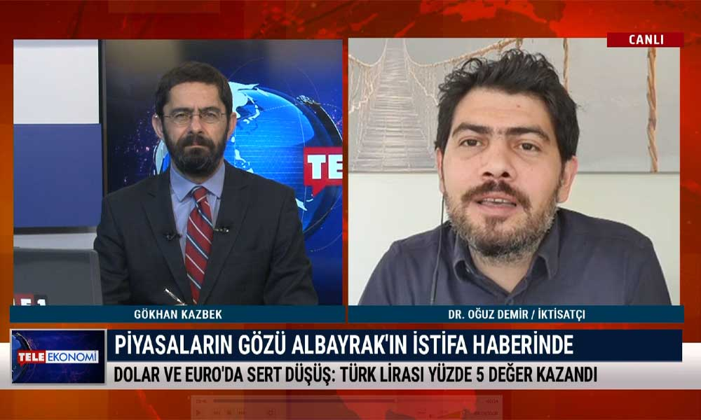 Berat Albayrak'ın istifası yeni dönemde dövizi nasıl etkileyecek? – TELE EKONOMİ
