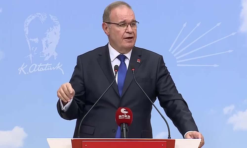 CHP'li Öztrak Türkiye'den derhal özür dilemelidir