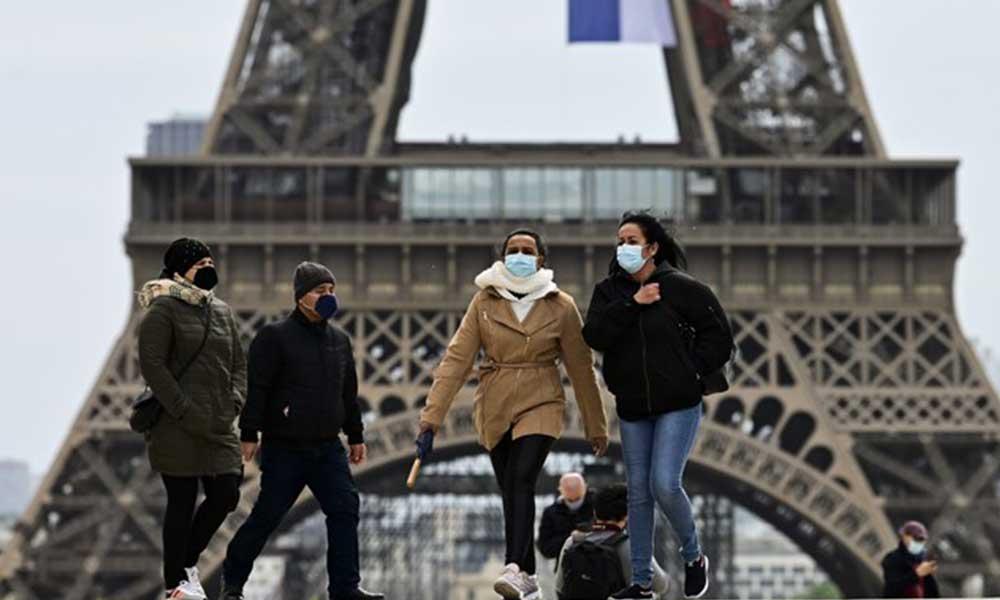 Fransa'da koronavirüs kaynaklı toplam can kaybı 40 bini aştı