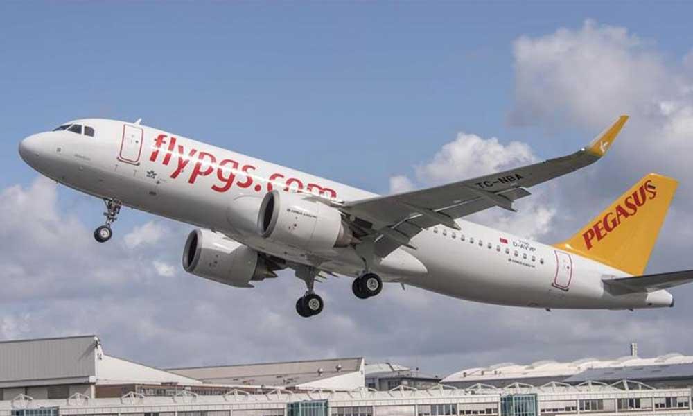 Pegasus Havayolları'ndan 65 yaş ve üzeri yolcularla ilgili açıklama