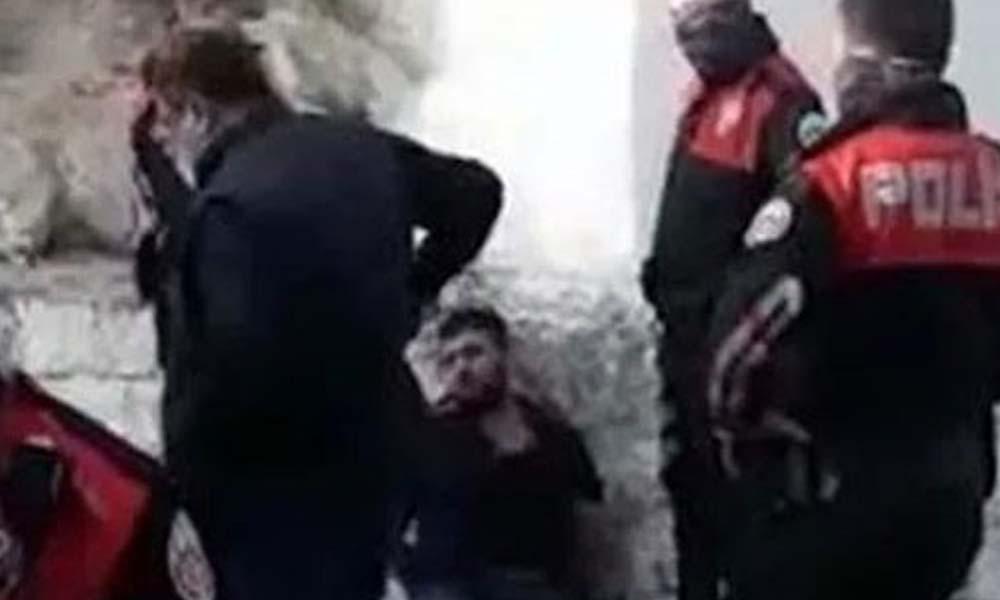 6 polisin darp ettiği esnaf hayatını kaybetti