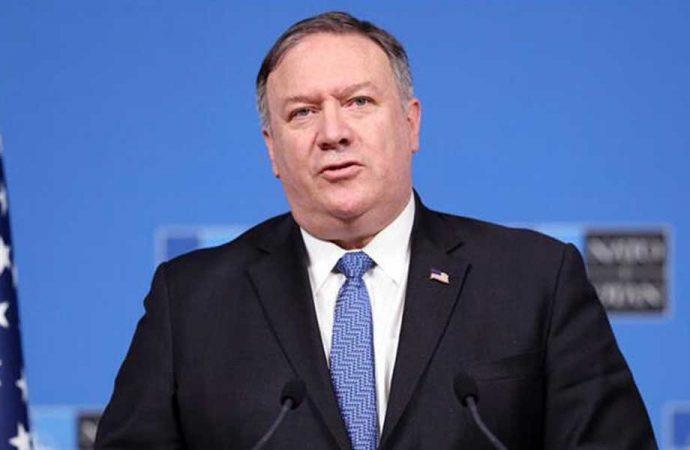 ABD Dışişleri Bakanı Pompeo: Çin'in soykırım ve insanlığa karşı suç işlediğini tespit ettim