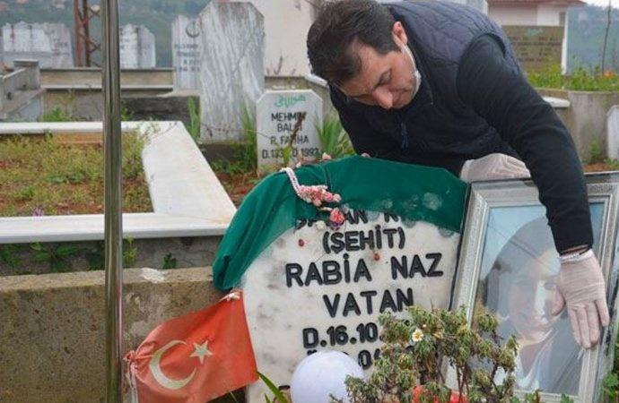Rabia Naz'ın mezarı için yıkım kararı