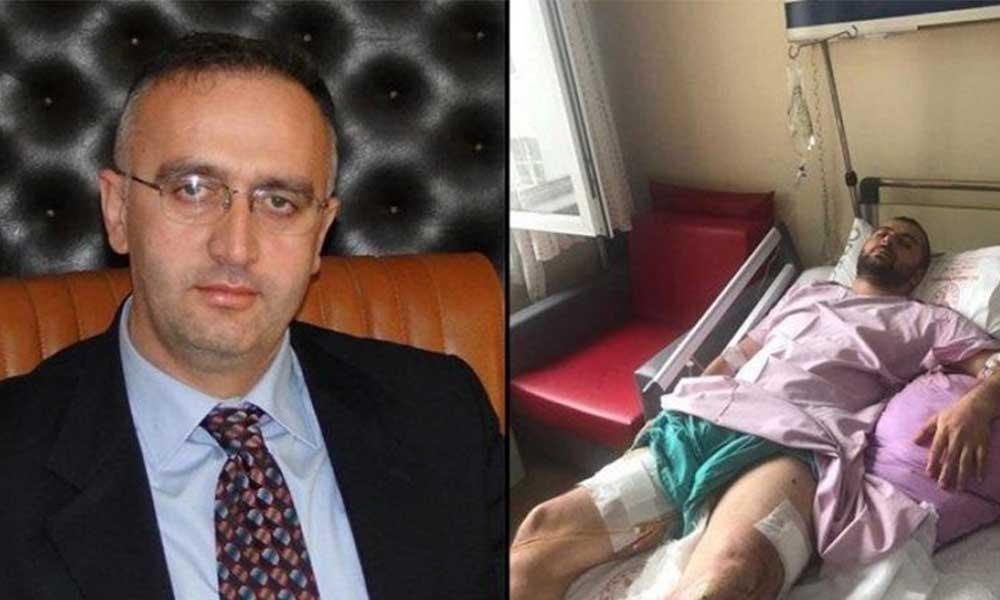 AKP'li Belediye Başkanı Recep Yakar, çay ocağı sahibini bacaklarından vurdu