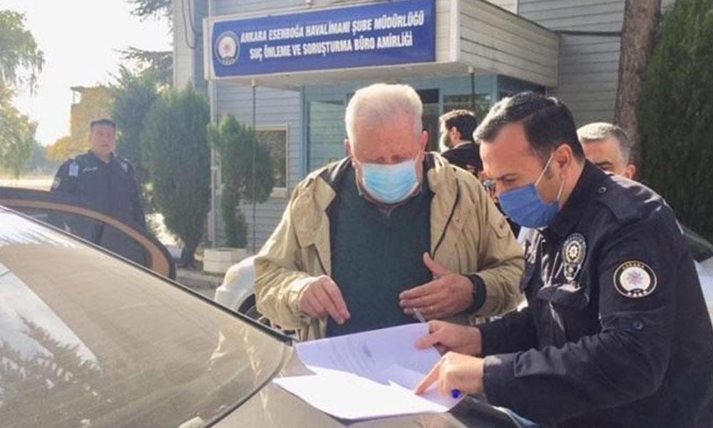 Gözaltına alınan eski bakan Rıfat Serdaroğlu serbest bırakıldı: 'Hukuk devleti vasfını kaybetti'
