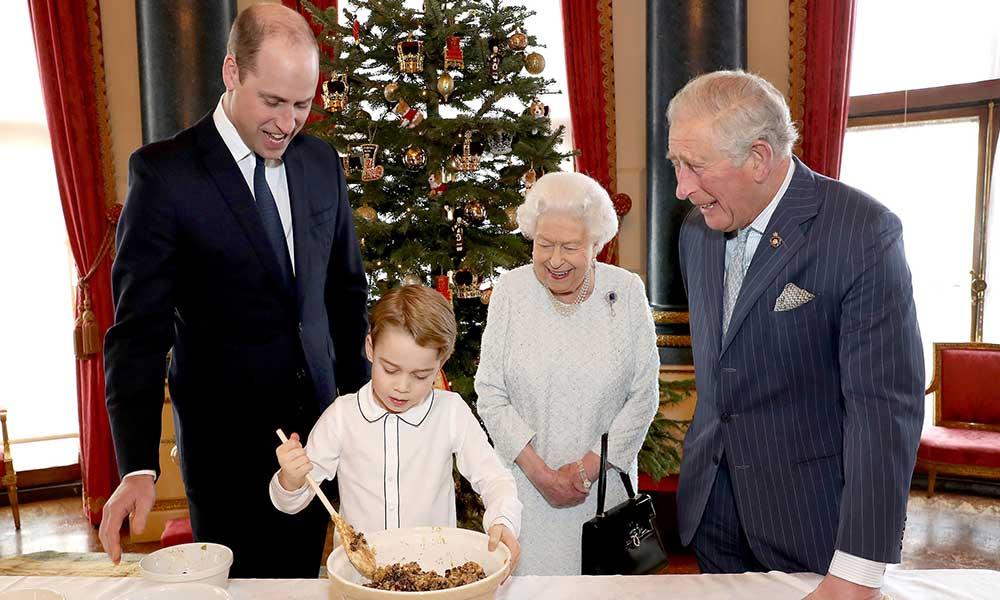 Kraliyet ailesinin geleneksel Noel yemeğine koronavirüs engeli