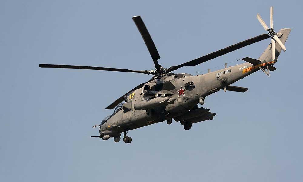 Azerbaycan, Rus helikopterini yanlışlıkla düşürdüğünü açıkladı