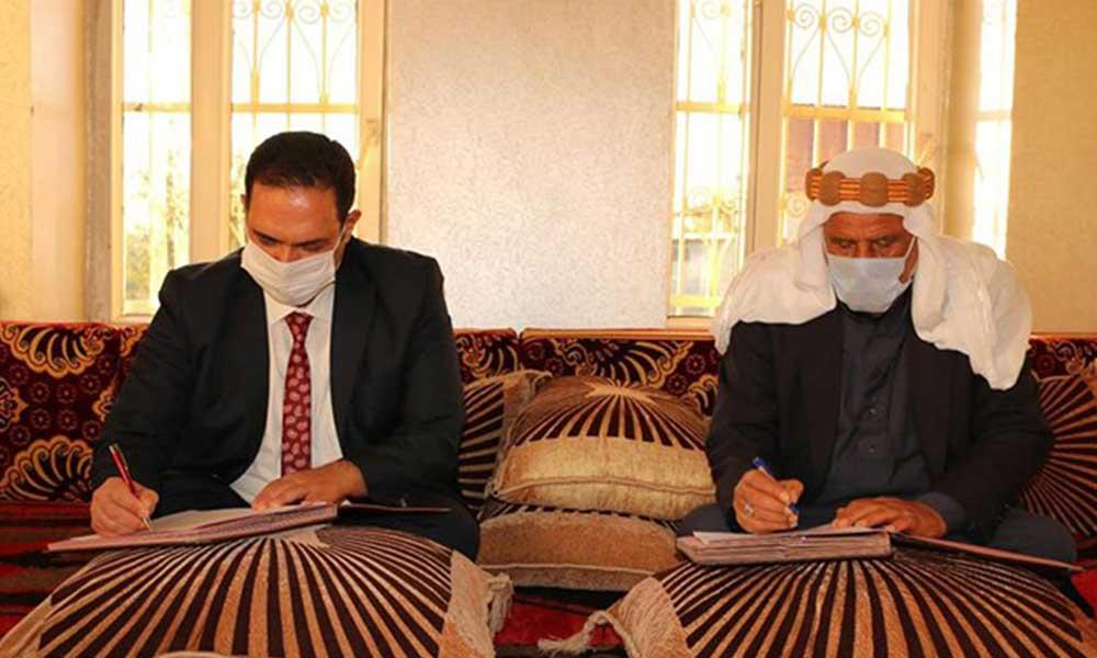 Aşiretlerle devlet arasında 'çocuk yaşta evlilik önleme' protokolü