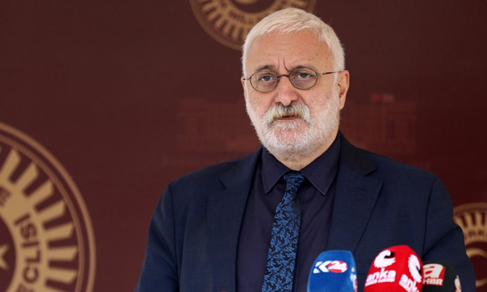 HDP'li Oluç: Perinçek'in başlattığını Bahçeli devam ettiriyor
