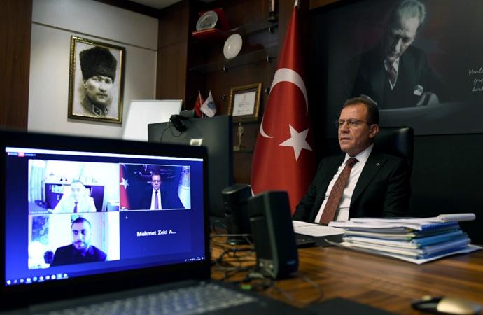 Başkan Seçer Mersin'deki akıllı kent uygulamalarını anlattı
