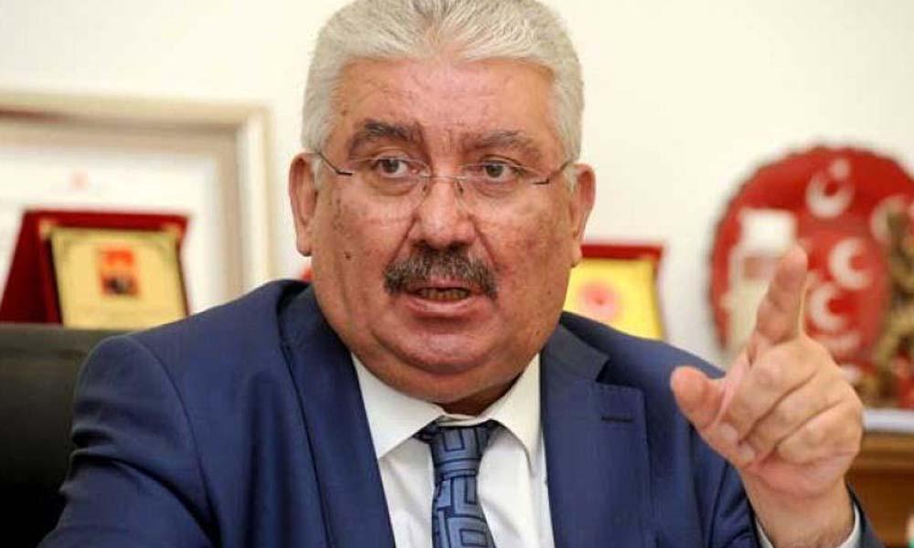 MHP'den Bahçeli-Çakıcı eleştirilerine yanıt: CHP siyasetin mafyası haline gelmiştir