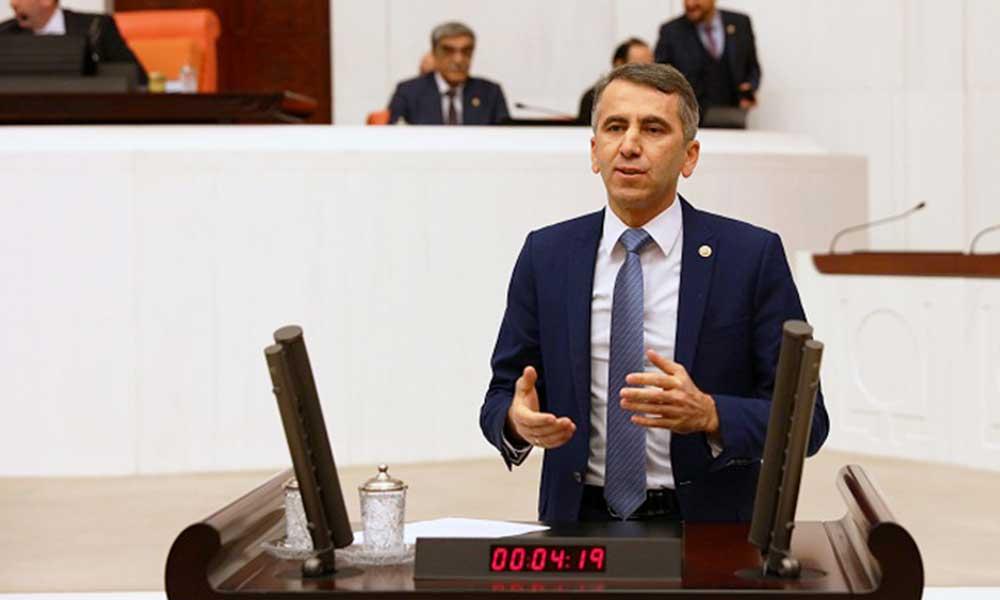 CHP'li Serkan Topal: Kredi borçlusuna iş yok, icra var
