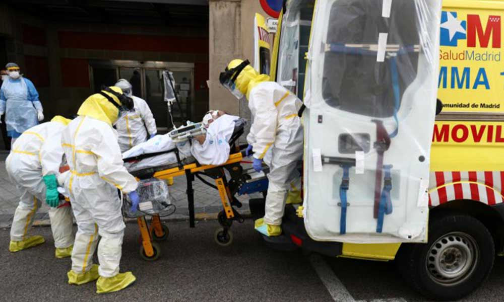 Avrupa'ya korkutan koronavirüs uyarısı: Vaka sayıları azalırken ölü sayıları artıyor
