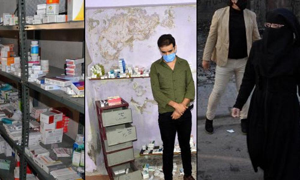 Diş çekme, kürtaj, botoks… Suriyelilerin işlettiği 6 kaçak kliniğe baskın